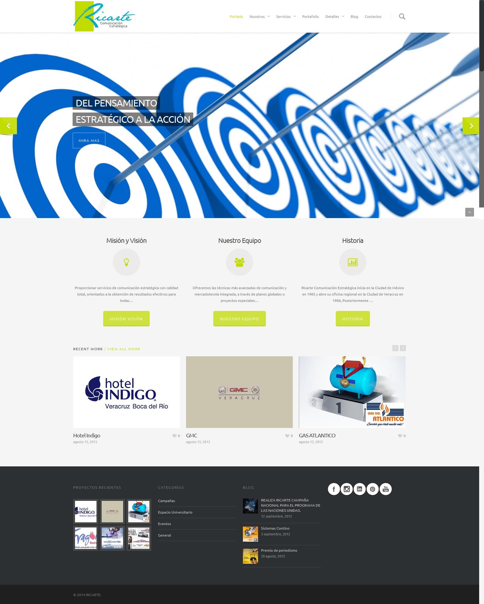 Diseño WEB Identidad